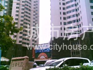 出租 青岛市南区东部金都花园 住宅 135平方米 3100元 城市房产